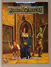 Forgotten Realms Book of Lairs (AD&D 2nd Ed, Forgotten Realms)