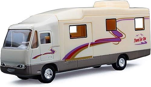 compra limitada LyJ+evanism Big Big Big Car Bus Toy, Alloy Model Toy Car Juguetes educativos para Niños, Colección de Modelos de simulación de Metal ( Color   amarillo , Talla   19.558CM )  entrega rápida