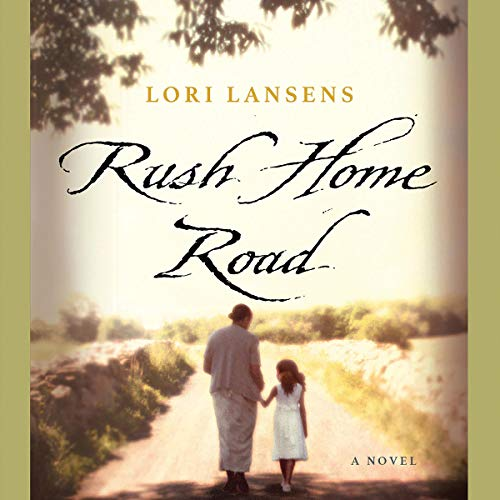 Rush Home Road audiobook cover art