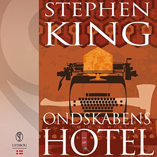 Ondskabens hotel (Danish Edition) audiobook cover art