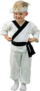 Child's Toddler Kung Fu Karate Costume