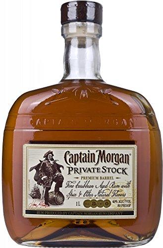 2. Ron Captain Morgan Private Stock