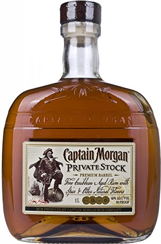 Captain Morgan Private Stock, 1 l