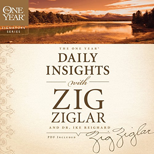 The One Year Daily Insights with Zig Ziglar cover art