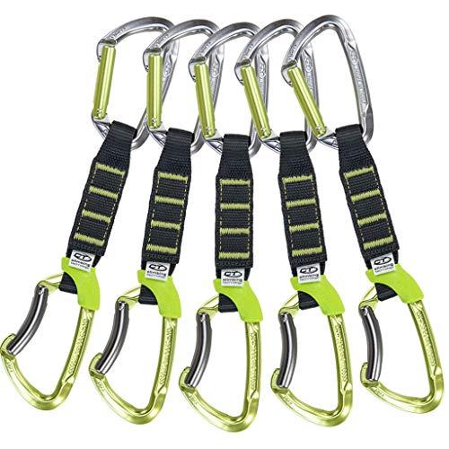 Climbing Technology Lime 2e661dcc0lctst1 rinvio, Verde/Gris,