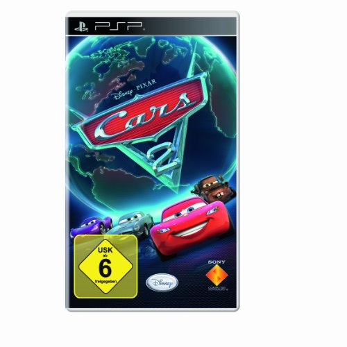 Sony Cars 2 - Juego (PlayStation Portable (PSP), Racing, E10 + (Everyone 10 +))