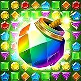 Jungle Gem Blast: puzzles de Match-3 de gemas