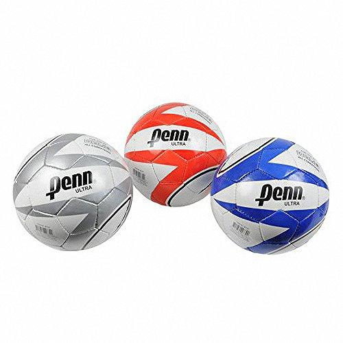 Penn Balón de fútbol tamaño 5 Indoor Outdoor Official Size piel ...