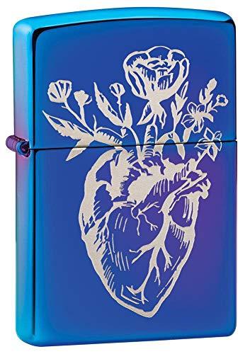 Zippo Heart Vase Design