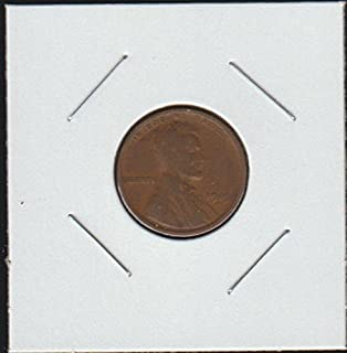 1919 D Lincoln Wheat (1909-1958) Penny Choice Fine Details
