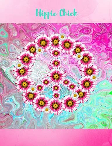 Hippie Chick: Journal/Notebook