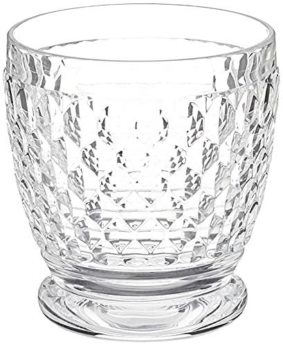 Villeroy und Boch Boston Trinkglas, 330 ml, Kristallglas, Klar