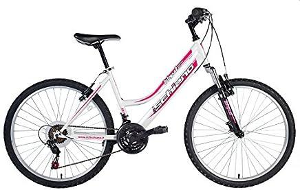 Amazonit Bicicletta Donna Mountain Bike Biciclette Sport E