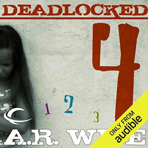 Deadlocked 4 audiobook cover art