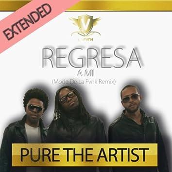 Regresa A Mi (Mode De La Fvnk Remix Extended)