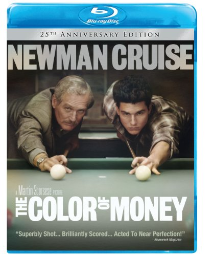 The Color of Money [Blu-ray]