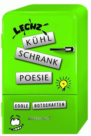Kühlschrankpoesie, Wort- und Bildmagnete, Coole Botschaften, 450 Wort- und Bildmagnete