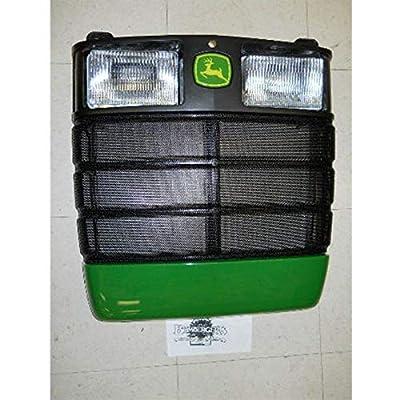 John Deere Grille Complete 4210 4310 4410 4510 4610 4710 LVA11379 AM120326