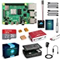 LABISTS Raspberry Pi 4 Complete Starter Kit with Pi 4 Model…