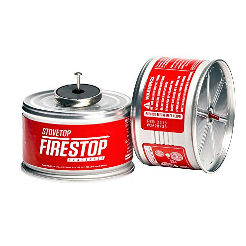 Rangehood Fire Suppressor (1 pair)