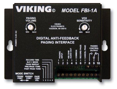 Viking Feedback Eliminator