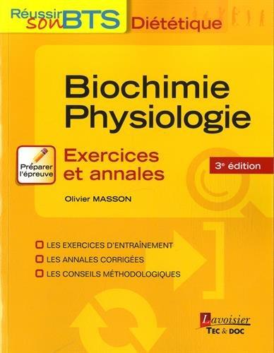 Biochimie-Physiologie