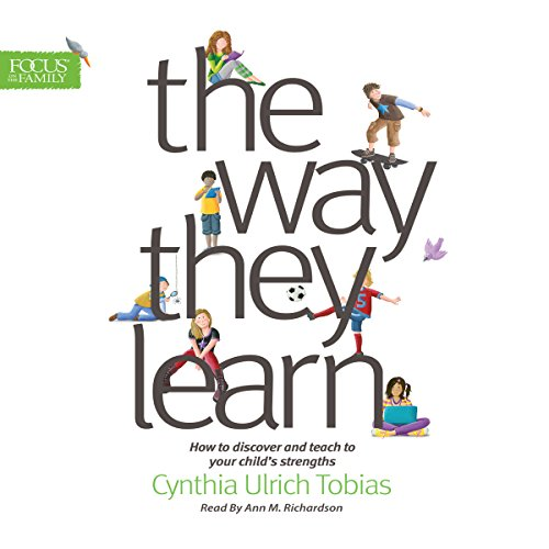 The Way They Learn audiobook cover art