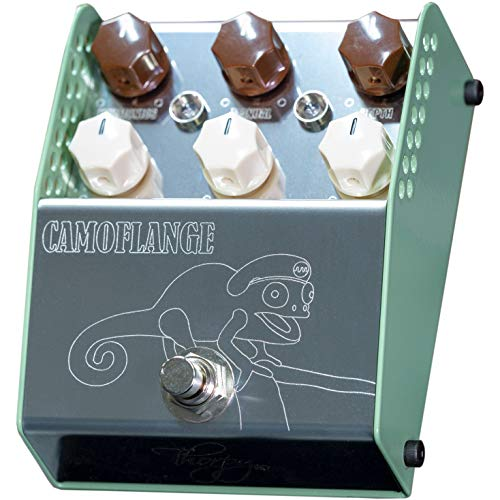 ThorpyFX Camoflange Flanger Effects Pedal