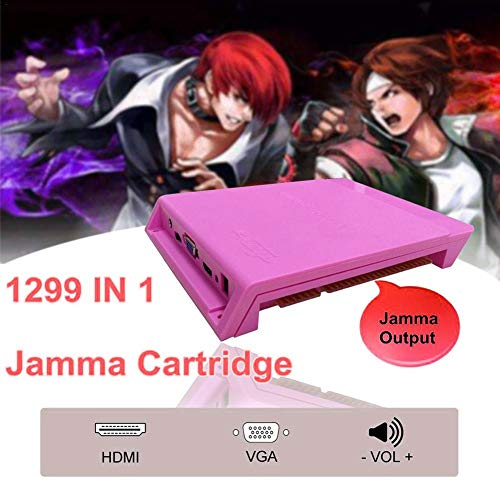 liuxi Pandoras Box 5s 1299 in 1 Jamma Board Arcade-Spielekonsole PCB Unterstützung VGA/HDMI-Ausgang