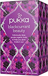 10 Best herbal teas - blackcurrant beauty