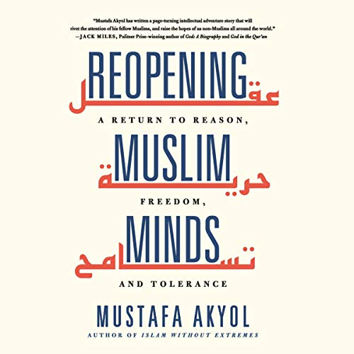 Reopening Muslim Minds cover art
