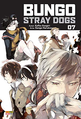 Bungo Stray Dogs Edition 7