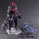 27Cm Marvel X-Men Magneto MAX Eisenhardt Figuras De Acción Modelo Juguetes Adornos Decorativos