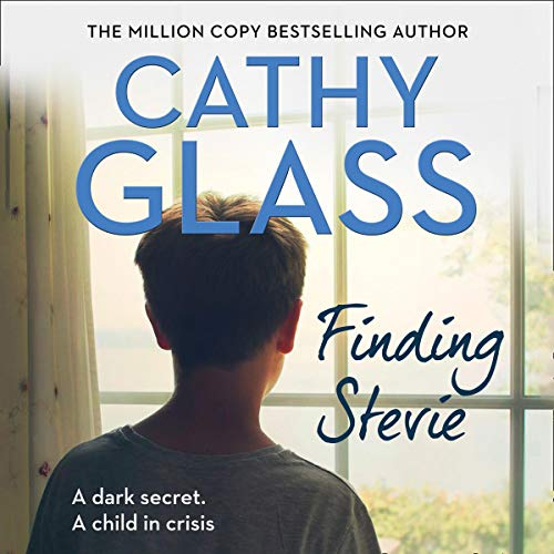 Finding Stevie: A Dark Secret. A Child in Crisis. audiobook cover art
