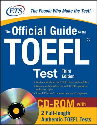 The Official Guide to the TOEFL Test (Official Guide to the Toefl Ibt)の詳細を見る