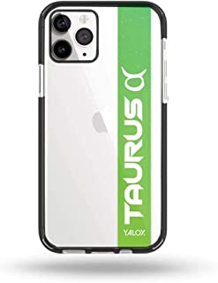 Yalox iPhone X/XS Case Taurus Band Collection Full Body Rugged Case with Built-in Touch Sensitive Anti-Scratch Screen Prot...