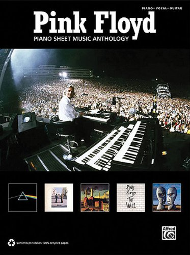 Pink Floyd Piano Sheet Music Anthology: Piano/Vocal/guitar