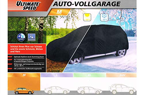 Ulitmate® Speed Auto Vollgarage - Witterungs- und temperaturbeständig M