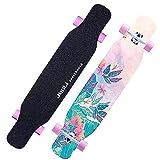 TTBF Double-Up Skateboard Maple Wood Longboards Dance Board Profi...