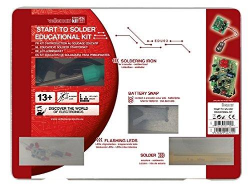 HQ Kits de & Component sets 839005 soudage/paquet d'apprentissage, edu03