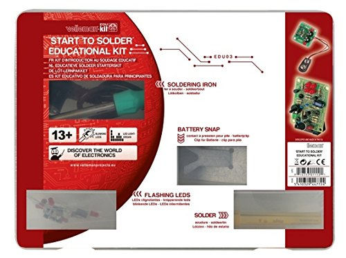 HQ Kits de & Component sets 839005 soudage/paquet d'apprentissage, edu03