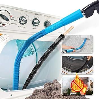2-Pack Holikme Dryer Vent Cleaner Kit