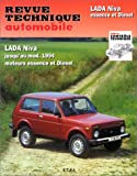 E.T.A.I - Revue Technique Automobile 435.3 - LADA NIVA - 1979 à 1994