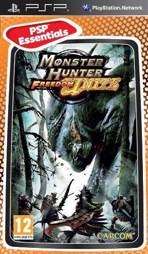 Monster Hunter Freedom Unite - Essentials (PSP) [Importación inglesa]