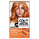 L'Oréal Paris Paris Colorista Permanent Haarfärbemittel, Gel Copper, 60 ml