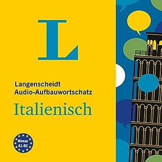 Langenscheidt Audio-Aufbauwortschatz Italienisch Titelbild