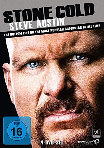 WWE - Stone Cold Steve Austin - Bottom Line [4 DVDs]