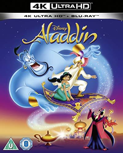 Blu-ray1 - Aladdin (animated) (1 BLU-RAY)