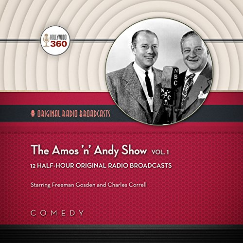 The Amos 'n' Andy Show, Vol. 2 cover art