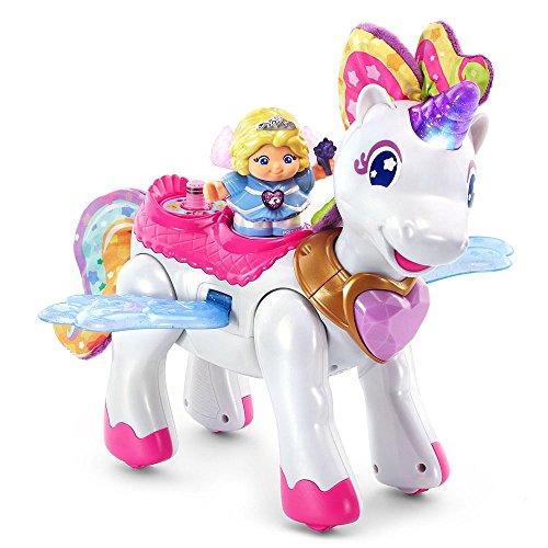 VTech 80-177405 Multi juguete interactivos - juguetes interactivos (Animal, Unicorn, Multicolor, Chica, AAA) , color/modelo surtido